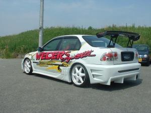 изображение - Обвес Honda Civic, 2008 год